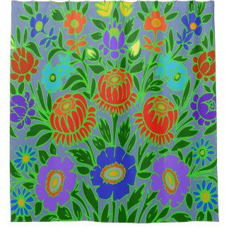 Floral Design #2 Shower Curtain