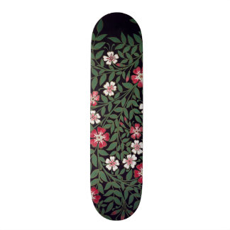 Floral Design by J. Owen, 1863 Skateboard
