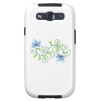 FLORAL DESIGN GALAXY SIII COVERS