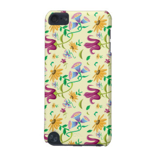 Floral design Daisies, tulips assorted Flowers iPod Touch (5th Generation) Cases