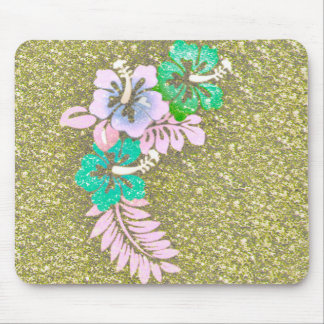 Floral Design GINA Mouse Pad