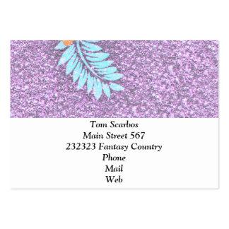 Floral Design GINA,pink Business Cards