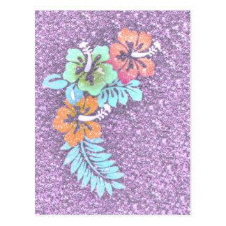 Floral Design GINA Postcard