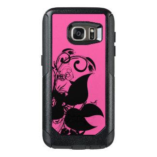Floral Design OtterBox Samsung Galaxy S7 Case