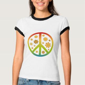 Floral Design Tshirt