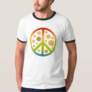 Floral Design Tshirts
