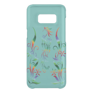 Floral Design Uncommon Samsung Galaxy S8 Case