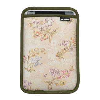 Floral design with peonies, lilies and roses for S iPad Mini Sleeve