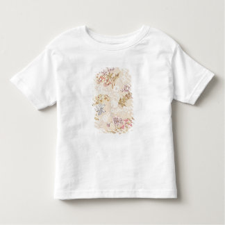 Floral design with peonies, lilies and roses for S Toddler T-Shirt