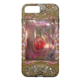 Floral Discretion 6/6s Monogram Plus iPhone 7 Plus Case