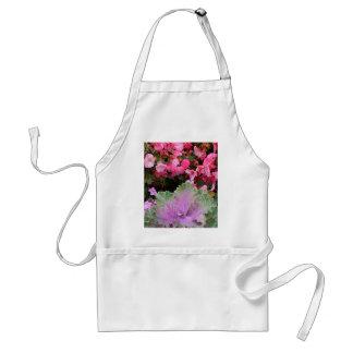 Floral display standard apron