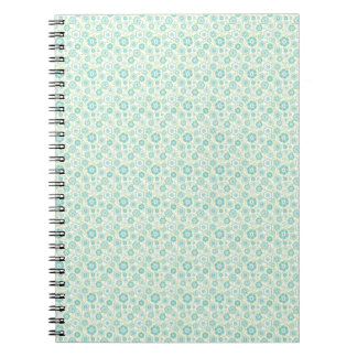 Floral Doodle Notebook 02
