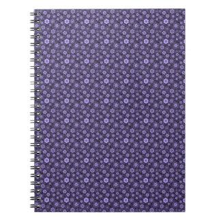 Floral Doodle Notebook 08