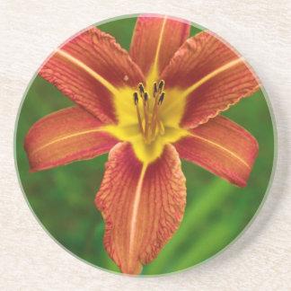 Floral Drink Coaster