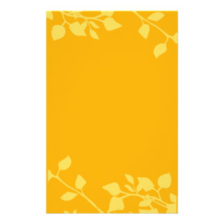 Floral Extravaganza Stationery Paper