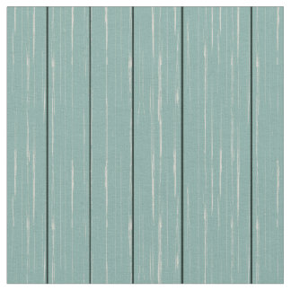 Floral fabric turquoise wood grain
