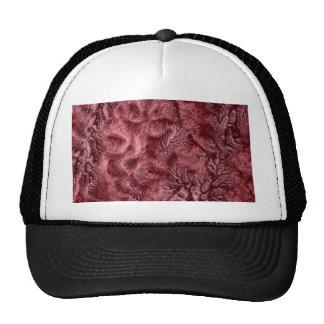 floral Fantasy 07 red Trucker Hat