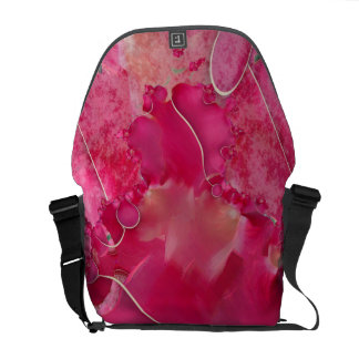 Floral Fantasy Commuter Bags