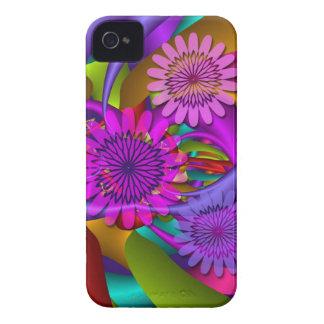 Floral fantasy iPhone 4 case-mat case Funky Summer