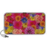 Floral Fantasy iPod Speaker