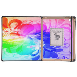 Floral Fashion 5 DODO iPad Folio Cases iPad Cases