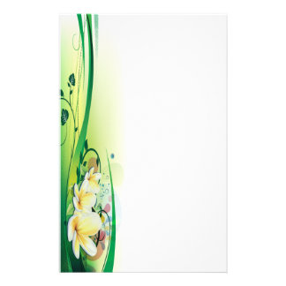 Floral Fashion 8 Stationery