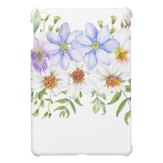 Floral Field Bouquet iPad Mini Case