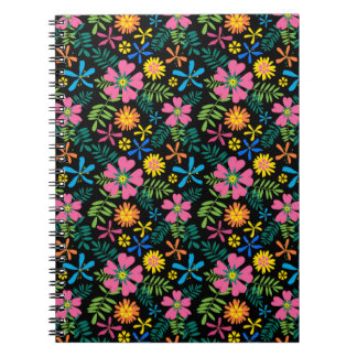 Floral Fiesta Notebook