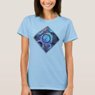 Floral Filigree T-Shirt