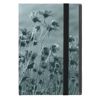 Floral Fine Art Photograph in Monochrome iPad Mini Case