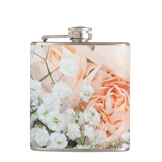 Floral Flask - Customise!