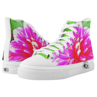 Floral Fleet Feet HighTops
