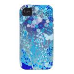 Floral_Flow iPhone 4 Cases