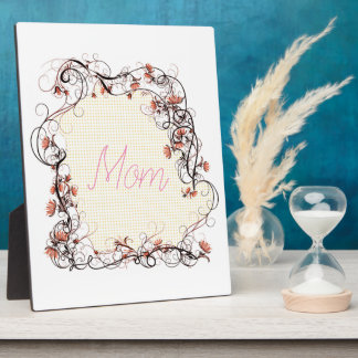 Floral Frame Mother's Day