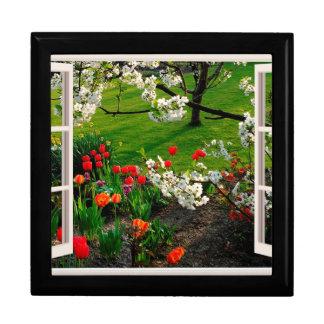 Floral Garden Gift Box