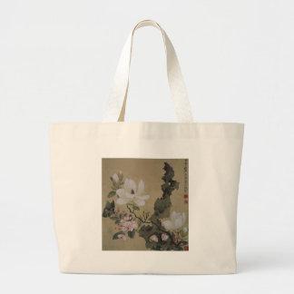 Floral Gardens Canvas Bags