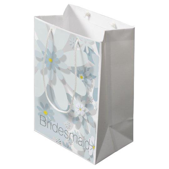 Floral Gift Bag (Customisable)