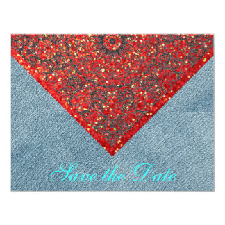 Floral Glitter Country Denim / House-of-Grosch Announcement