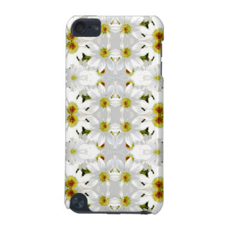 Floral Graphic Pattern Design. iPod Touch 5G Cover