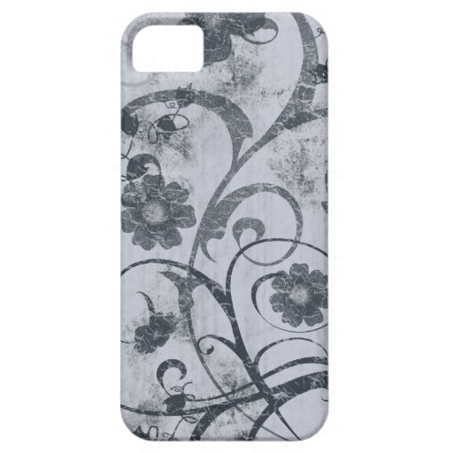 Floral Grunge iPhone 5 Covers