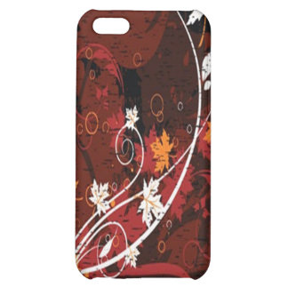 Floral Grunge Case iPhone 5C Case