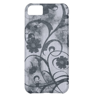 Floral Grunge iPhone 5C Cover