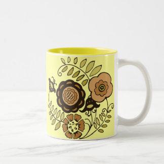 Floral Harvest Coffee Mug