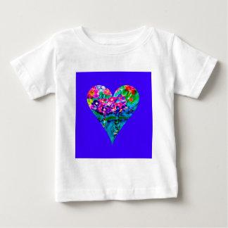 Floral Heart Designer Art Tshirt