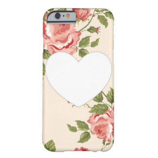 Floral Heart iPhone 6 Case