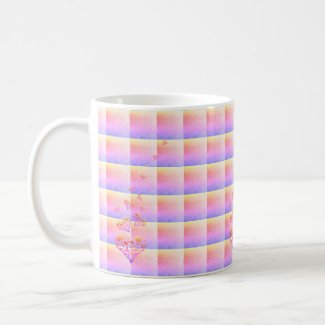 Floral Heart | Valentines Day Gift | Colourful Mug