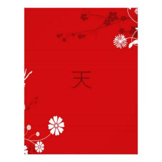 Floral Heaven 21.5 Cm X 28 Cm Flyer