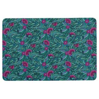 Floral Indoor Mat