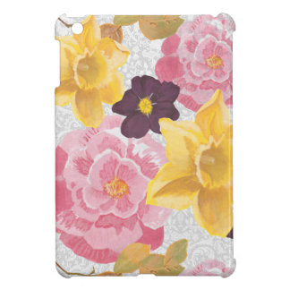 floral ipad mini case