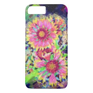Floral iphone7 tough case design